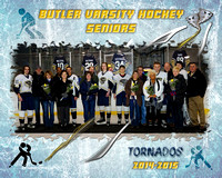 Butler Hockey Seniors